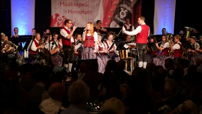 Honsolgener Blasmusiknacht 2018