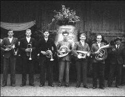 Glockenweihe Honsolgen 1949