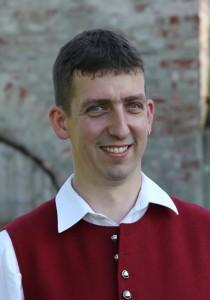 Herbert Klotz Vorstand Musikkapelle Honsolgen