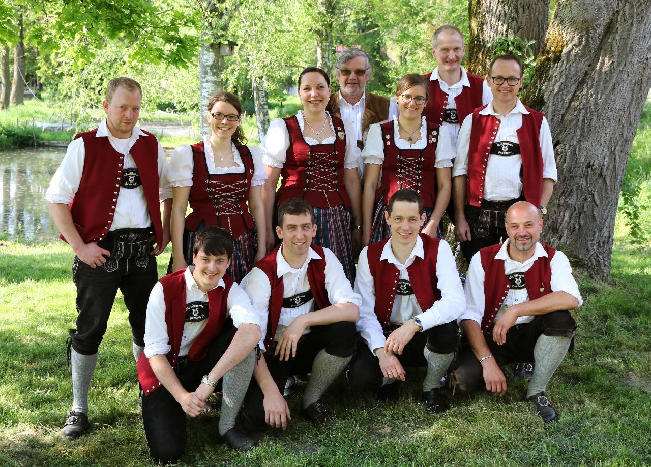 Vorstandschaft der Musikkapelle Honsolgen e.V.