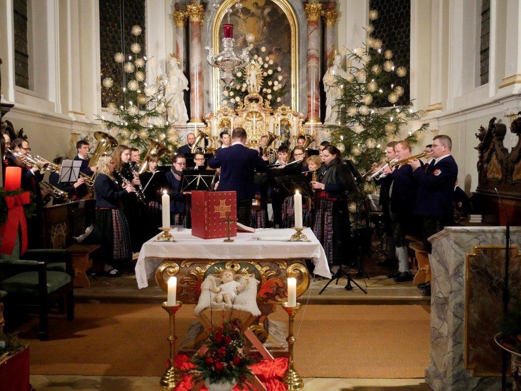 Christmette @ Kirche St. Alban Honsolgen | Buchloe | Bayern | Deutschland
