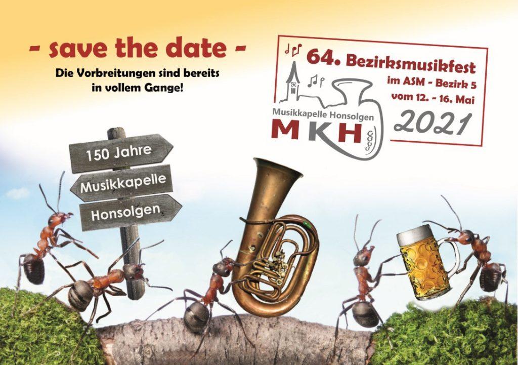 Bezirksmusikfest 2021